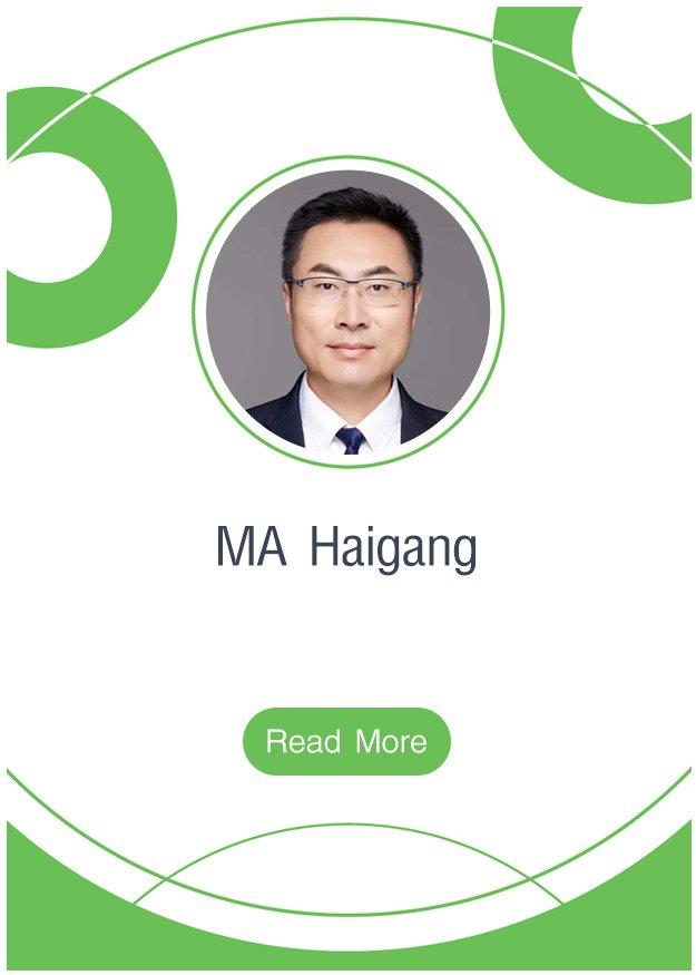 MA Haigang